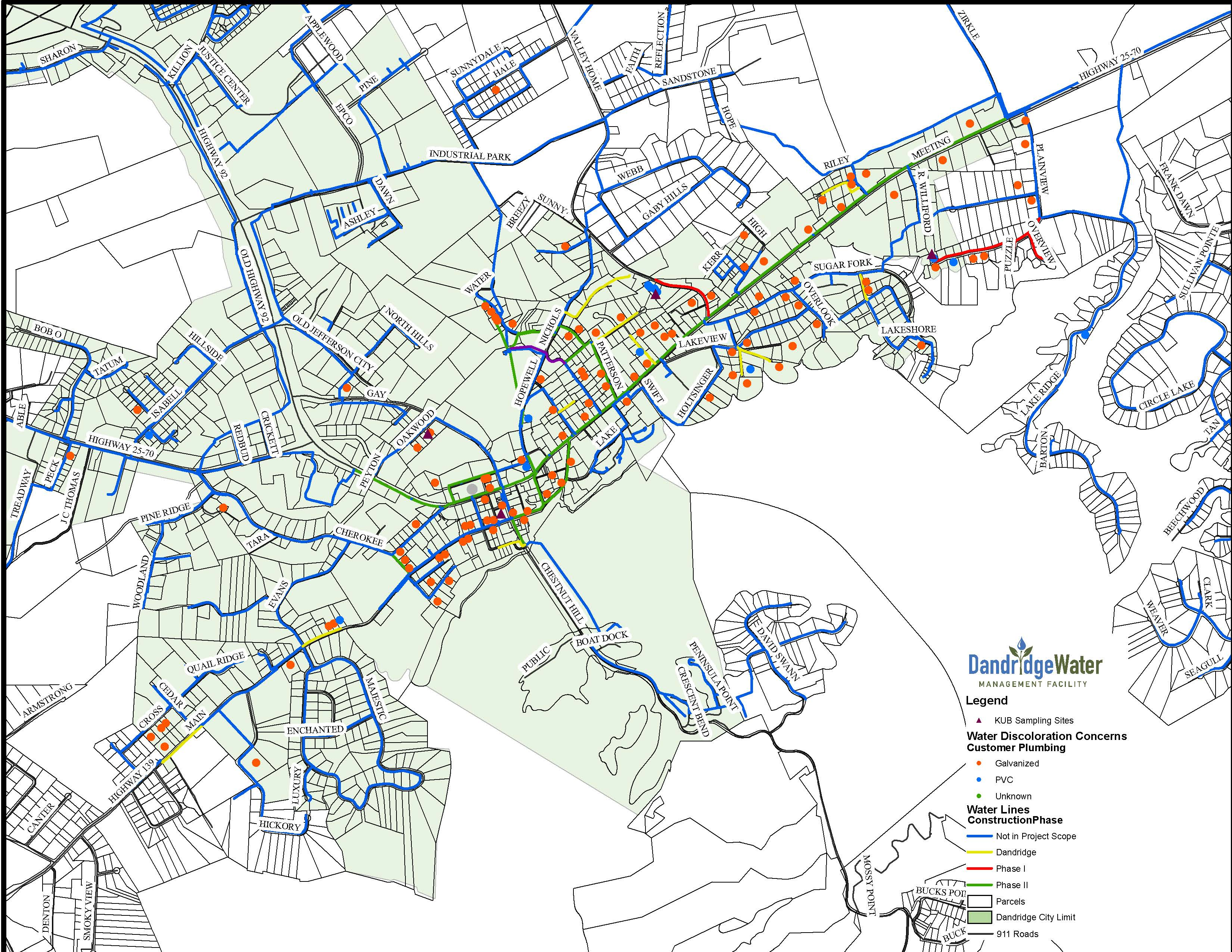 Dandridge Water – Management Facility on maury city tn map, sevier county tn map, saltillo tn map, sparta tn map, bradford tn map, florence tn map, three way tn map, seymour tn map, abingdon tn map, dickson tn map, winchester tn map, lebanon tn map, coalfield tn map, walling tn map, lawrenceburg tn map, jefferson county tn map, bell buckle tn map, louisville tn map, french broad river tn map, north knoxville tn map,